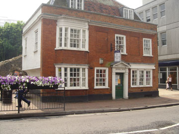 Nationwide Building Society Brentwood High Street